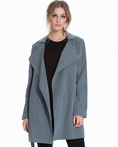 NLY Trend Waterfall Collar Trench