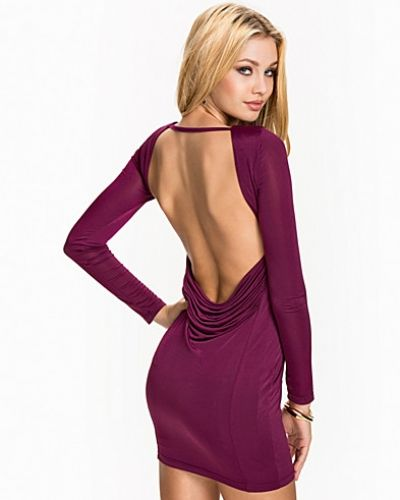 NLY One Waterfall Short Back Dress