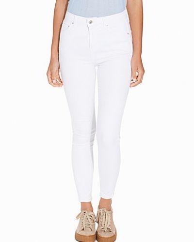 White Jamie Jeans Topshop slim fit jeans till dam.