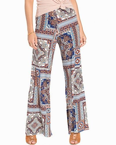 NLY Trend Wide Printed Pants