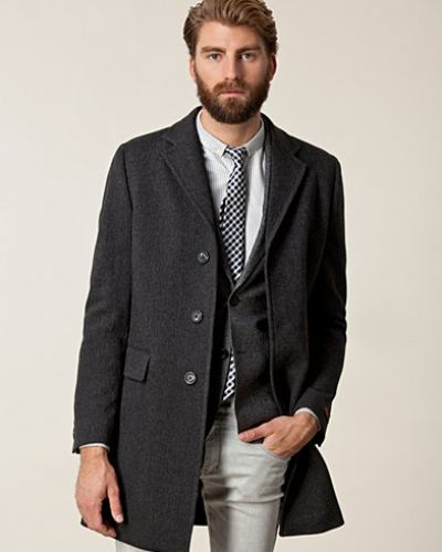Morris William Herringbone Coat
