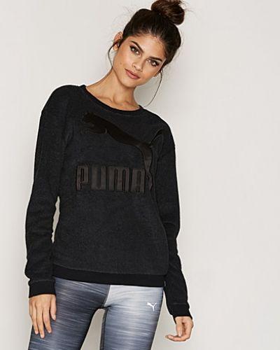 Winterized Crew Puma sweatshirts till dam.