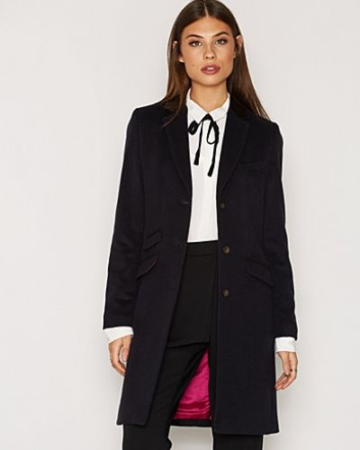 Morris Wool Long Coat