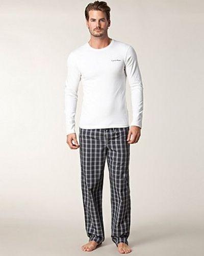 Svart pyjamas från Calvin Klein till herr.