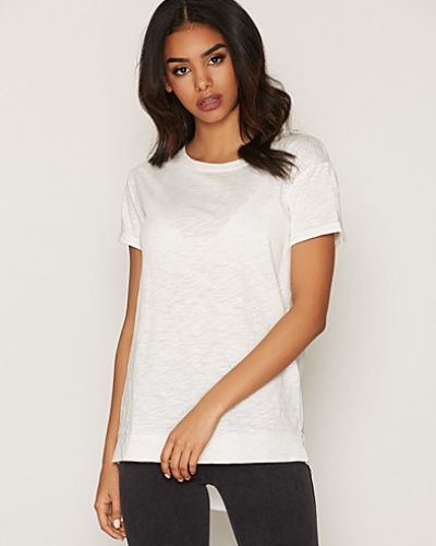 Woven Mix T-Shirt Miss Selfridge t-shirts till dam.