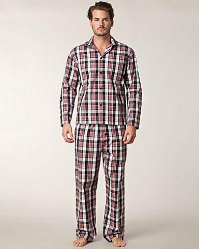 Woven Sleepwear Pj L/S Calvin Klein pyjamas till herr.