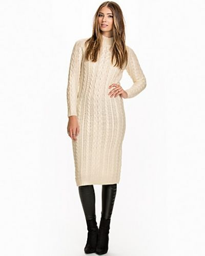 Långärmad klänning WP - VMLOCA LS CALF DRESS 11 V från Vero Moda