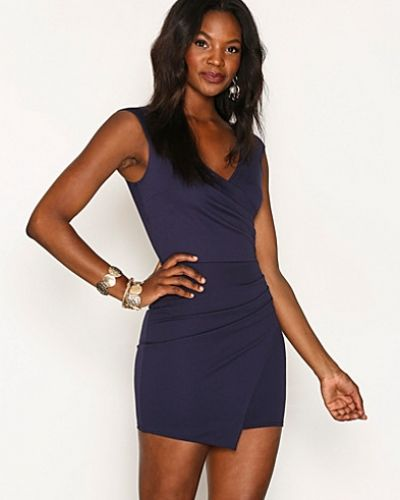 Fodralklänning Wrap Bodycon Dress från NLY One