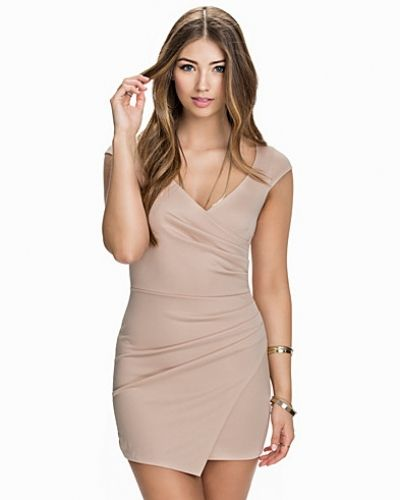 NLY One Wrap Bodycon Dress