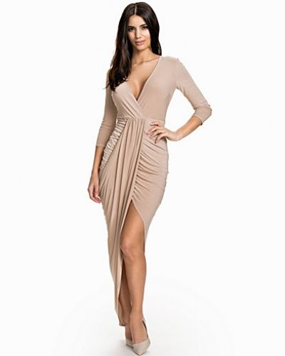 NLY One Wrap Drape Dress