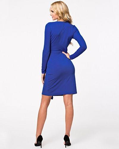 Blå långärmad klänning från MICHAEL Michael Kors till dam.