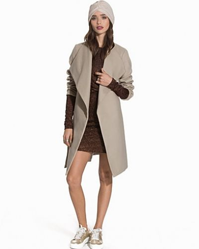 New Look Wrap Front Coat