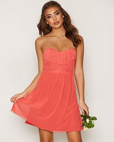 NLY One Wrapped Bandeau Dress