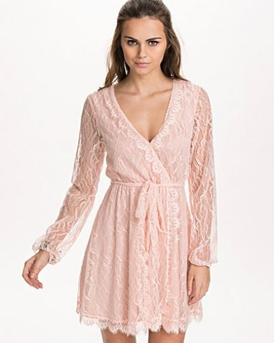 NLY Trend Wrapped Lace Dress