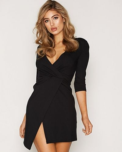 Topshop Wrapped Mini Dress