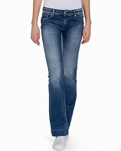 WX421 Teena Pants Replay bootcut jeans till dam.
