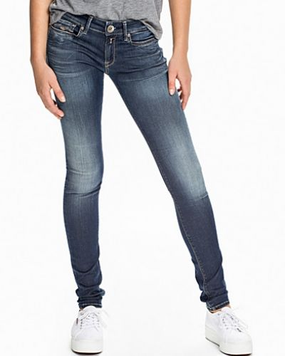 WX689 604 Luz Replay straight leg jeans till dam.