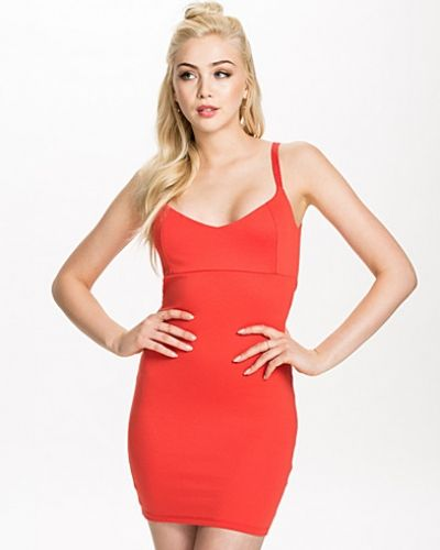 NLY Trend X Back Bodycon Dress