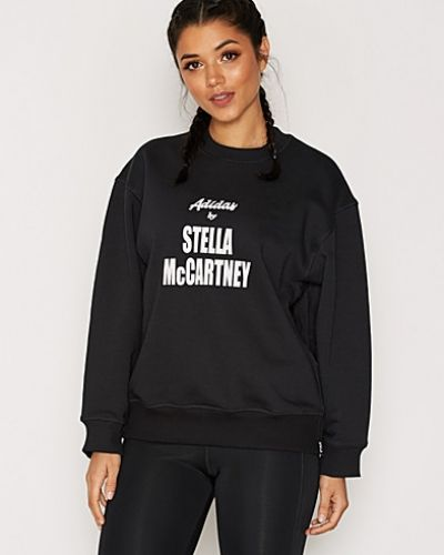 Sweatshirt Dam Adidas By Stella Mccartney Sweatshirt Svart