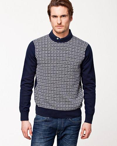 Zac C-NK CF Tommy Hilfiger sweatshirts till killar.