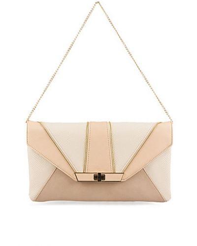 Grå kuvertväska från New Look till tjejer.