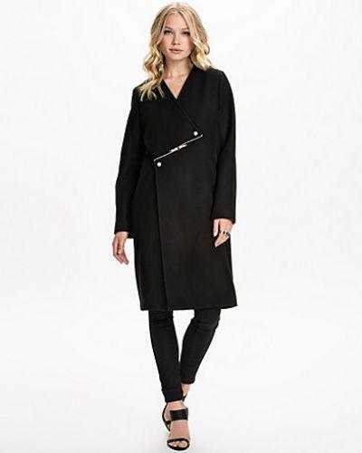 Back Zip Coat