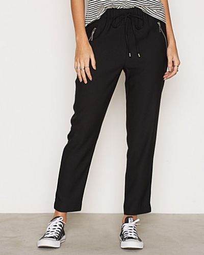 Byxa Zip Pocket Joggers från Miss Selfridge