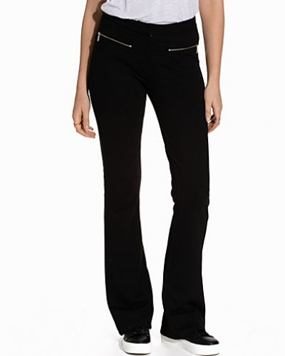 Byxa Zip Up Trousers från NLY Trend