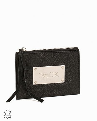 Back Zip Wallet